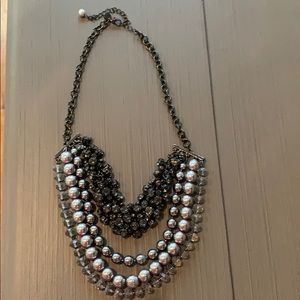 Loft bead necklace